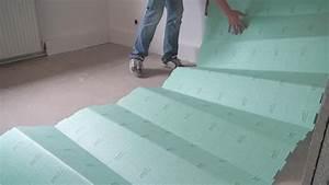 Laminat Wie Verlegen : laminatboden verlegen klick laminat auf trockenestrich ~ Michelbontemps.com Haus und Dekorationen