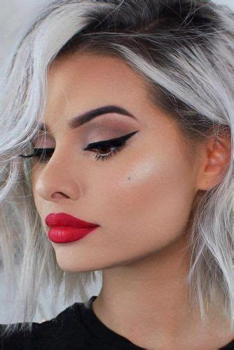 red lip fantasy red lips makeup  red lipstick