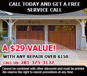 Garage Door Repair The Woodlands by Contact Us 281 375 3137 Garage Door Repair The