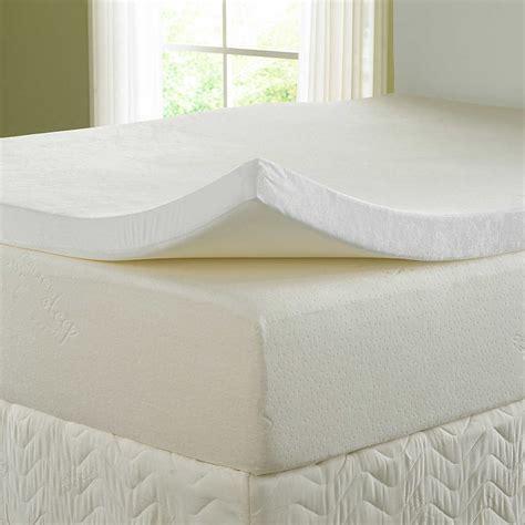 memory foam mattress cover memory foam mattress topper comforto mattresses