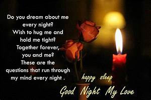 Happy sleep good night images wishes for her ~ Latest ...