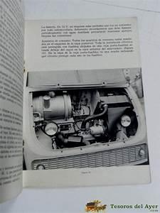 Tesorosdelayer Com  U00b7 Libros  U00b7 Coches  U00b7 Manual De Instrucciones De La Furgoneta Rapida Dkw  Tipo