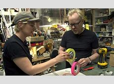 Making a Better Tape Dispenser with Adam Savage and Laura