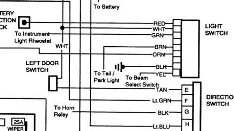 Chevy Truck Headlight Switch Questions Answers