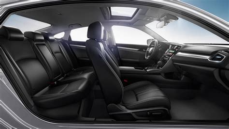 honda civic 2017 interior goudy honda 2017 honda civic sedan overview