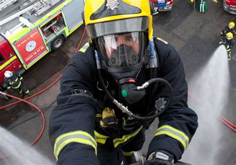firefighters uniforms  historical timeline