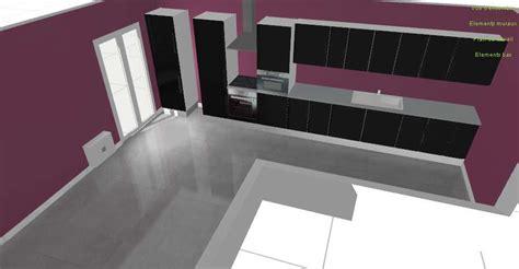 application cuisine 3d aménager sa cuisine sur logiciel 3d dossier