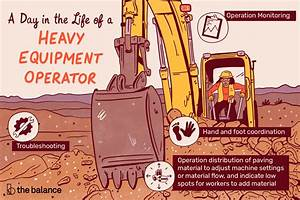 Heavy Equipment Operator Job Description  Salary  Skills