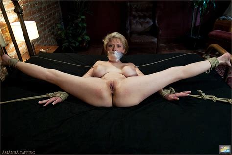 Amanda Tapping Nude Sex Porn Images