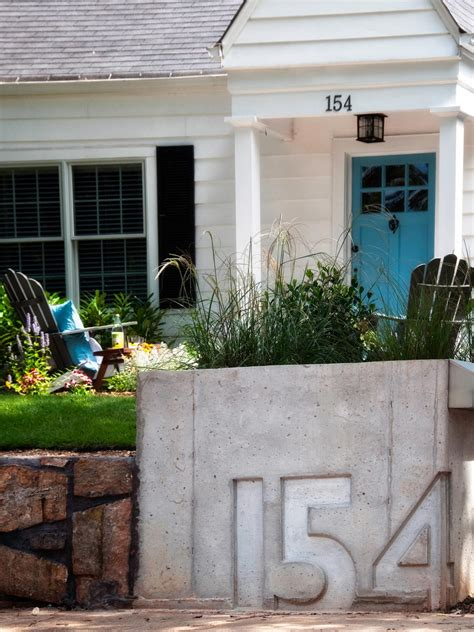 Instant Curb Appeal For Under $100  Diy Landscaping