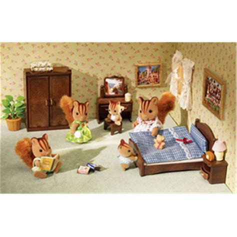 calico critters bedroom international playthings cc2569 master bedroom set calico