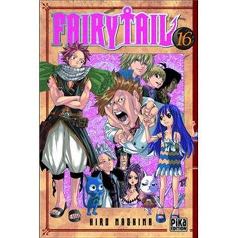 Fairy Tail  Tome 16  Fairy Tail  Hiro Mashima Broché