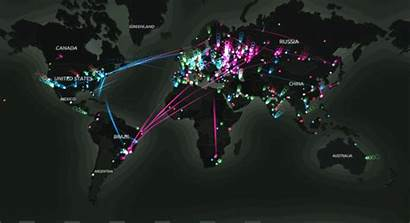 Cia Map Cyber Global Interactive Kaspersky Computer