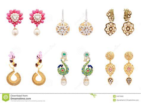 Shiny Diamond Collection Royalty-free Stock Photo