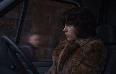 Primera imagen oficial de Scarlett Johansson en 'Under the