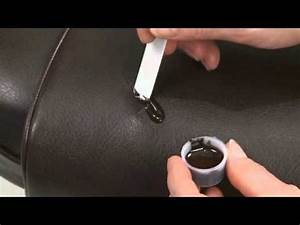Best leather repair kit for sofa leather sofa chair for Furniture scratch repair kit home depot