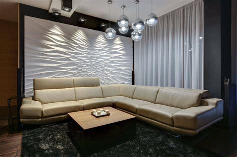 kreative wandgestaltung bilder ideen couch