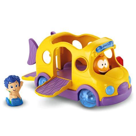 Dora The Explorer Kitchen Set by Bubble Guppies Swim Sational Bus