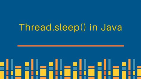 java thread sleep journaldev