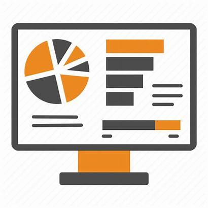 Icon Kpi Dashboard Analytics Report Icons Bar