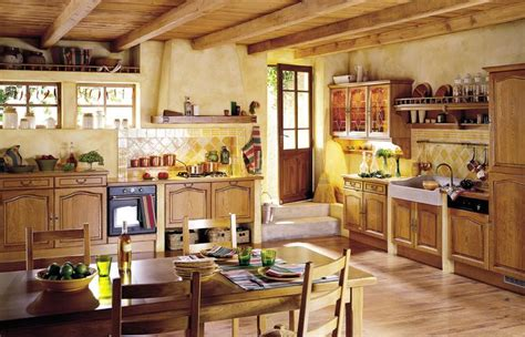 country home interior designs country kitchens