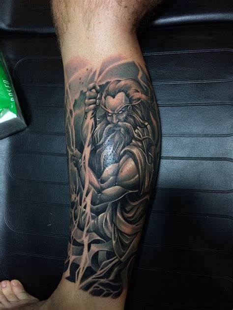 Best 25+ Zeus Tattoo Ideas On Pinterest  Zues Tattoo
