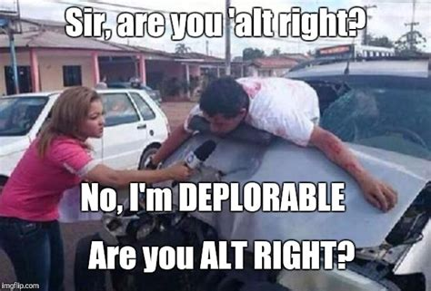 Alt Right Memes - 1 in 4 americans can t be a accident imgflip