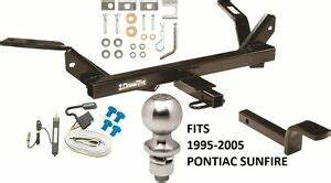 1995 Pontiac Sunfire Wiring Diagram : complete trailer hitch package w wiring kit fits 1995 ~ A.2002-acura-tl-radio.info Haus und Dekorationen