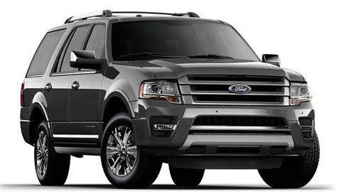 2016 Ford Expedition Review, Engine, Price