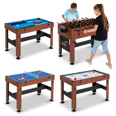 md sports      combo game table foosball