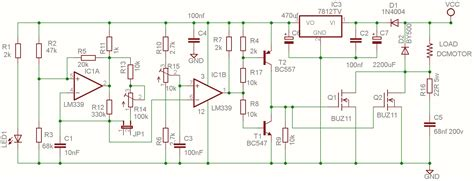 Wire Diagram 24v Driver by Dc Motor Speed Controller Pwm 0 100 Overcurrent