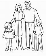 Coloring Parents Pages Obey Sheets sketch template