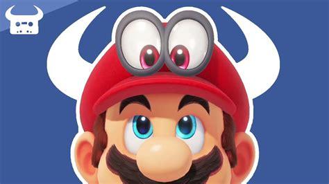 Super Mario Odyssey Rap