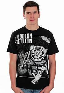 Modern Rebellion - Astronaut - T-Shirt - Streetwear Shop ...