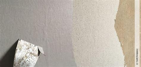 Schnell Und Einfach Tapeten Entfernen by Tapeten Richtig Entfernen Hallo Frau