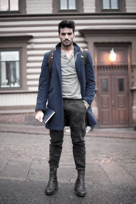 60 Winter Outfits For Men - Cold Weather Male Styles