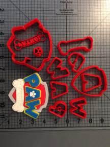 edible edibles paw patrol logo cutter sams cupcakes londonsams cupcakes