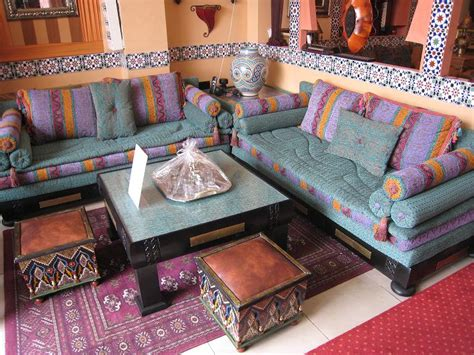 bureau professionnel design collection salons marocains 2014 5 déco