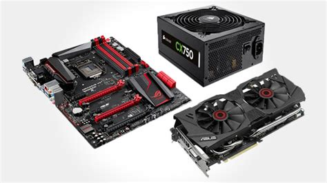 Components And Upgrades From Pc World