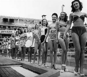 Maillot De Bain Année 50 : le bikini f te ses 70 ans la petite histoire d 39 une pi ce ~ Melissatoandfro.com Idées de Décoration