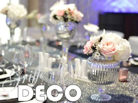 decoration mariage baroque chic