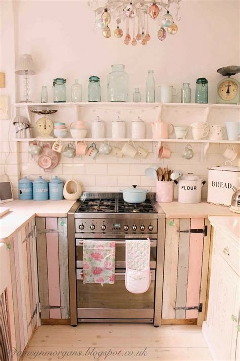 shabby chic shelves for kitchen the chandelier open shelving and shabby chic on pinterest