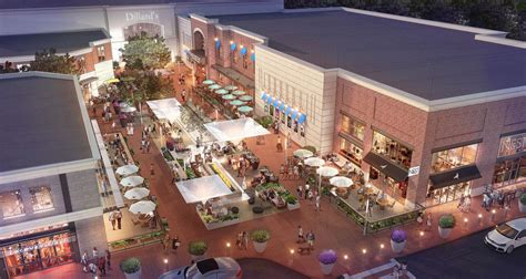 stony point fashion park plans  million upgrade local richmondcom