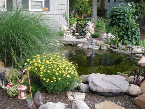 front yard pond ideas landscaping landscaping ideas for front yard koi ponds