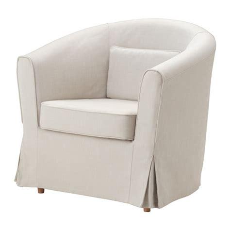 tullsta chair cover nordvalla beige ikea