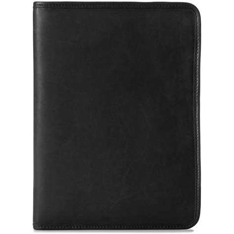 university letter size writing pad cover  jack georges