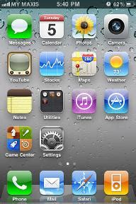 how to print something from your iphone how to print screen or capture image on iphone 3g 3gs 4
