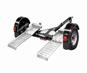 Roadmaster Tow Dolly With Self