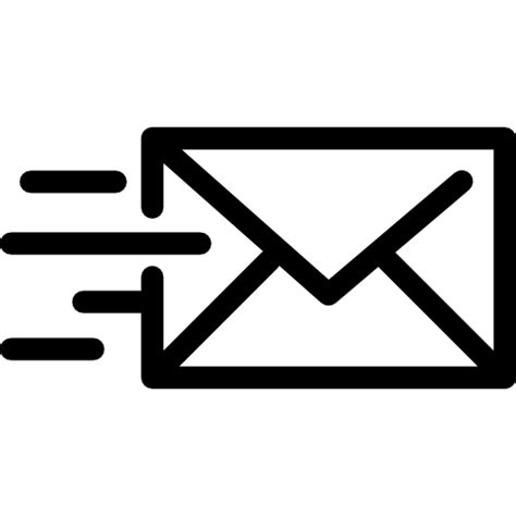 box letter a mail send free interface icons 32575