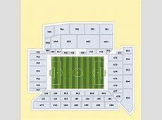 Goodison Park Seating Map My blog